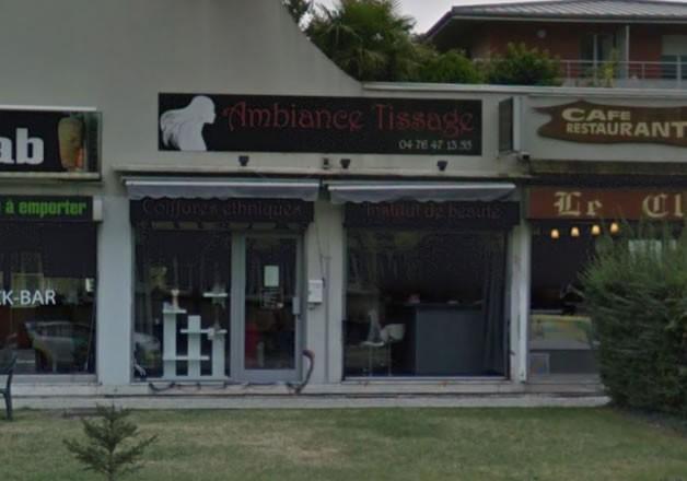 Ambiance tissage salon de coiffure afro grenoble for Salon de coiffure tissage