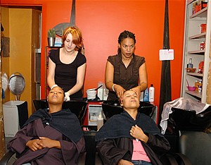 M coiff salon de coiffure bastille avis - Salon de the bastille ...
