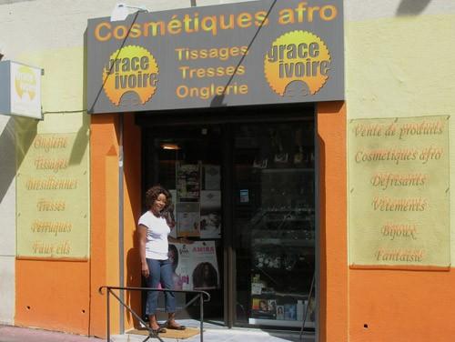 Grace ivoire salon de coiffure afro montpellier avis - Salon de coiffure afro ...