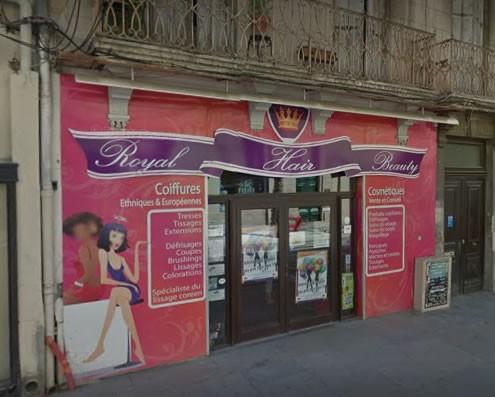 Royal hair beauty salon de coiffure afro sur montpellier avis consommateurs afro - Salon de coiffure afro montpellier ...