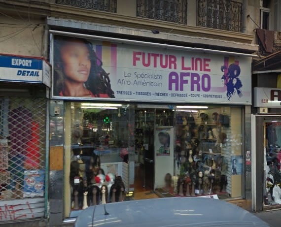 Futur line afro salon de coiffure afro marseille for Salon ce marseille